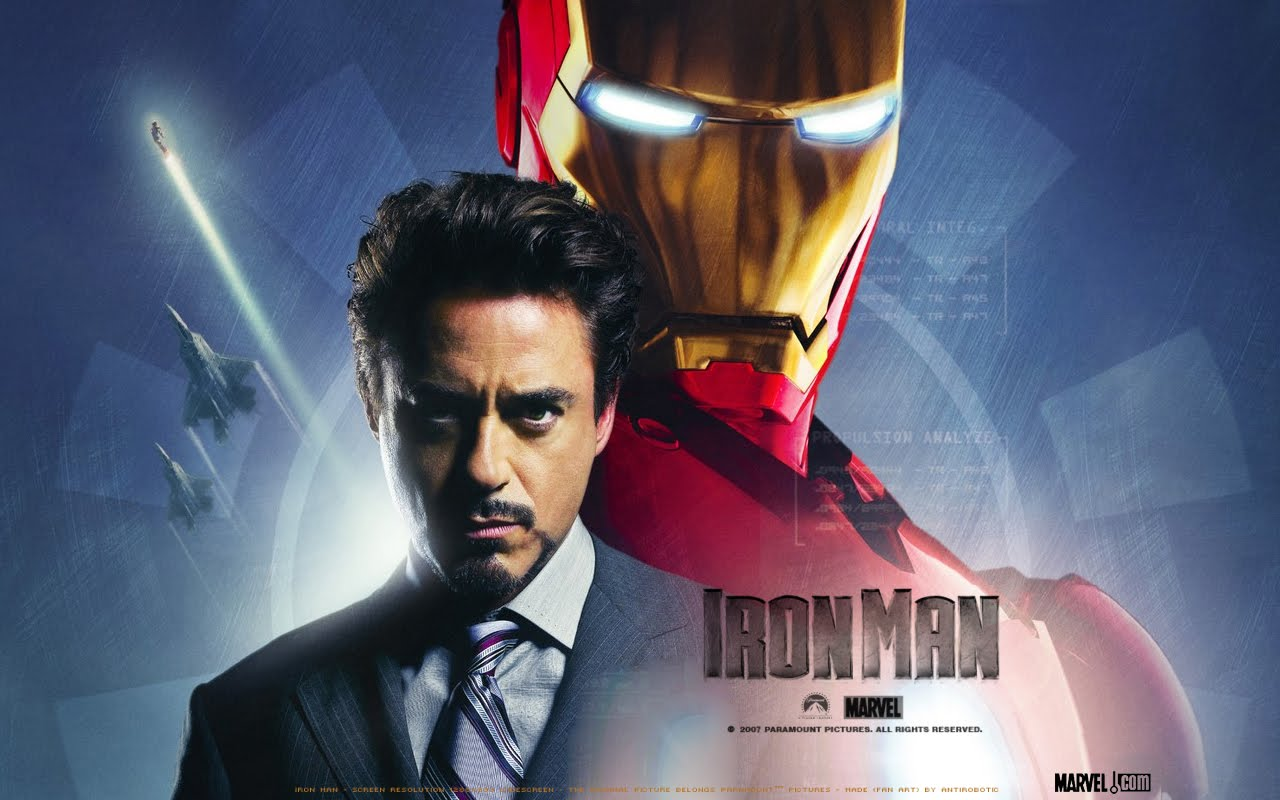 how long is iron man 2