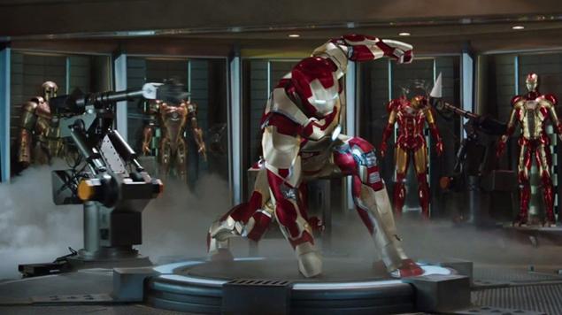 Homem De Ferro 3 A Queda De Tony Stark No 1 186 Trailer